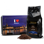"250g Dresden coffee crema in lunchbox ""Canaletto bei Nacht"""
