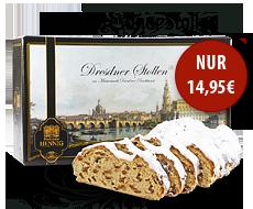 1500g Dresdner Stollen