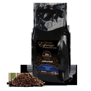 Dresdner Kaffee Crema - Auslese - 250g, ganze Bohne