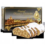 """1000g Original Dresdner Christstollen ® in Geschenkdose """"Premium"""""""