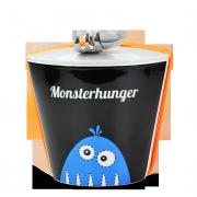 "Porzellan Snack-To-Go Behälter ""Monsterhunger"""