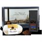 250g Mini-Christstollen in Geschenkkarton mit Stollentee