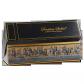 1000g Original Dresdner Christstollen ® in Geschenkkarton - Seitenansicht der hochwertigen Geschenkdose