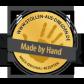 750g Edler Mandelstollen in Geschenkkarton  - Stollensiegel für echte Handarbeit